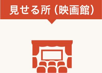 見せる所(映画館)